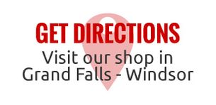 Get Directions | Visit our shop in Grand Falls - Windsor